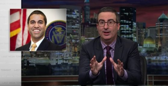 The FCC Allegedly Lied To Cover Up How Angry John Oliver Fans Are About Net Neutrality
