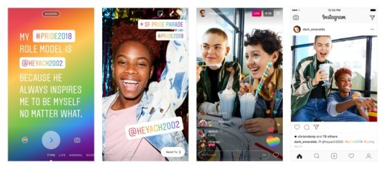 Instagram Is Celebrating Pride Month With Some New Rainbow Features
