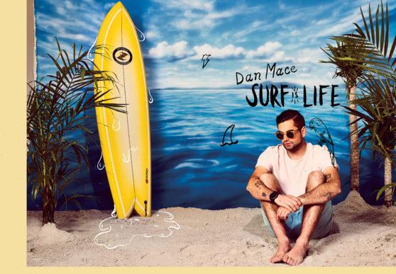 Feature: Dan Mace Waves of Creativity