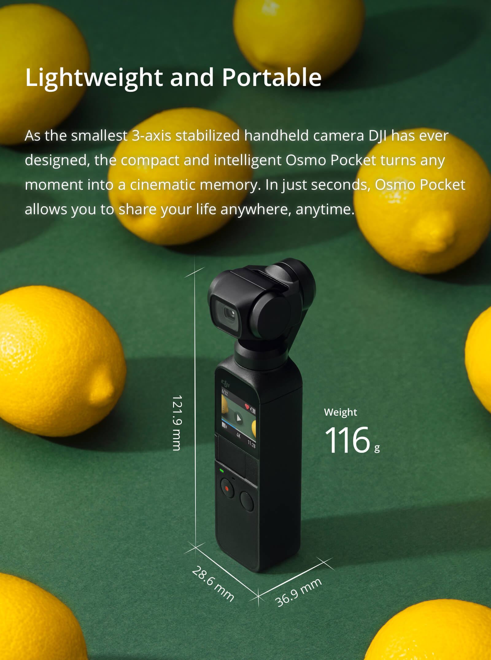 The Best Product Release of 2018: DJI Osmo Pocket