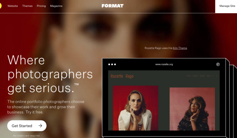 How to Establish Your Photographic Identity Beyond Instagram with Format